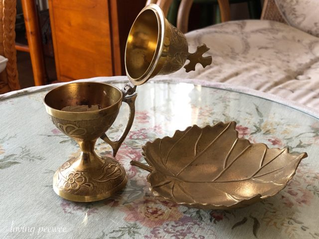 聖品真鍮香炉